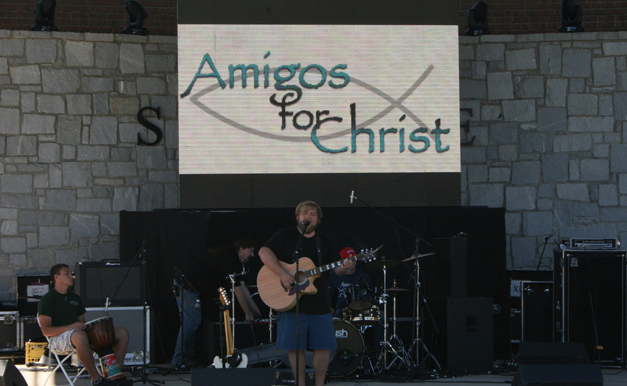 Amigos for Christ