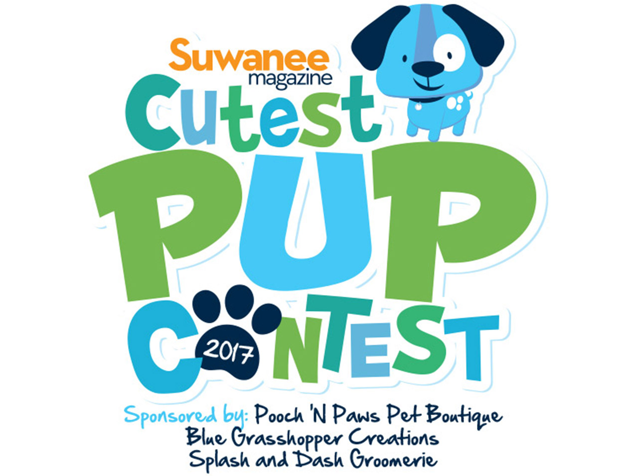 Suwanee Magazine Cutest Pup Contest