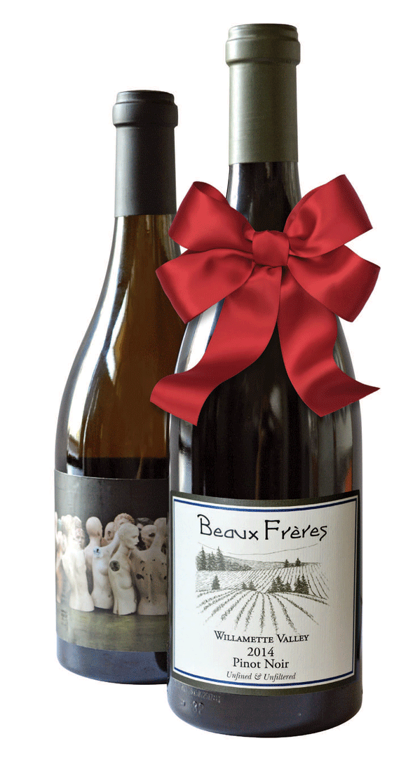 Beaux Freres Pinot Noir and Orin Swifts White Wine