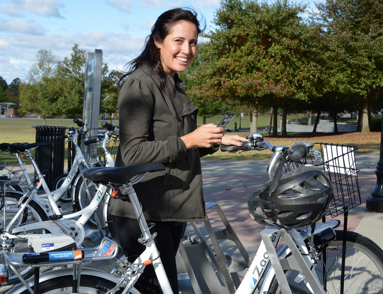 Suwanee Bike Share Program