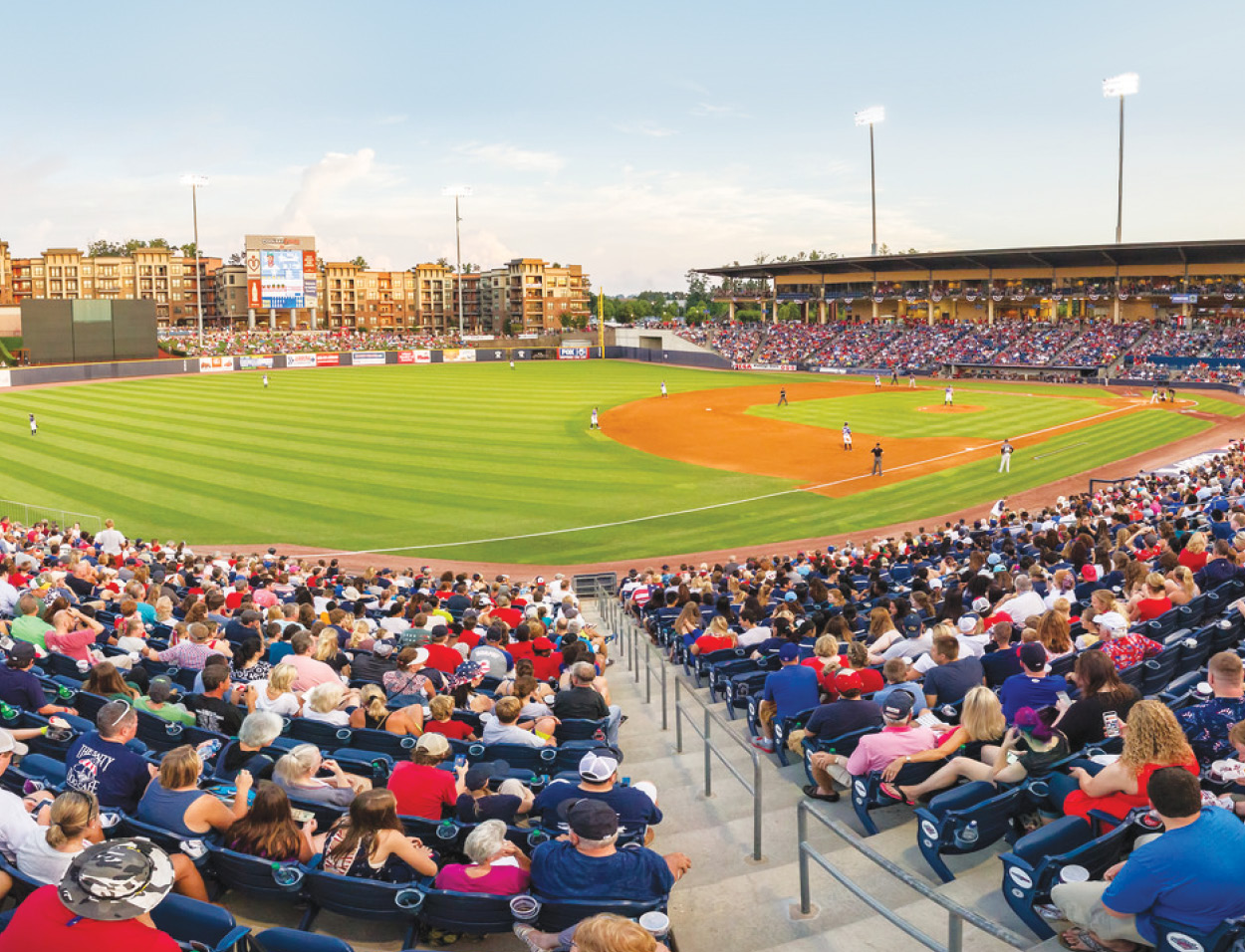 Gwinnett Braves - Coolray Field