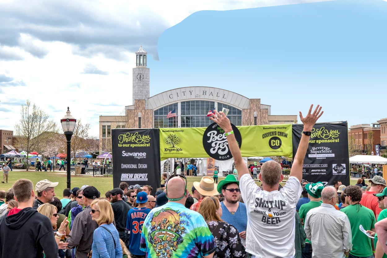 Maximize your beer festival experience