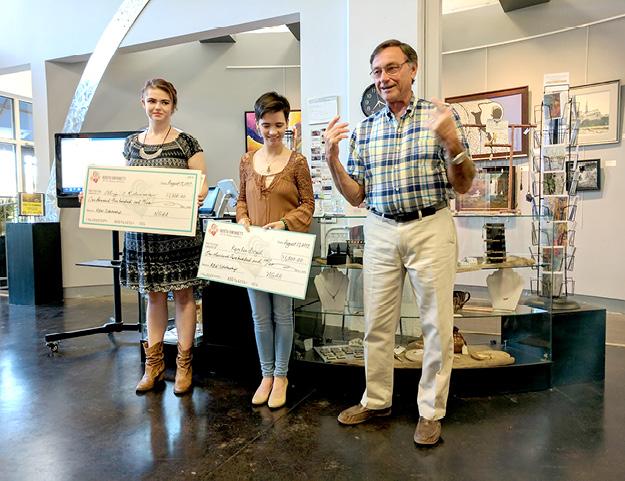 North Gwinnett Arts Association Awards Scholarships