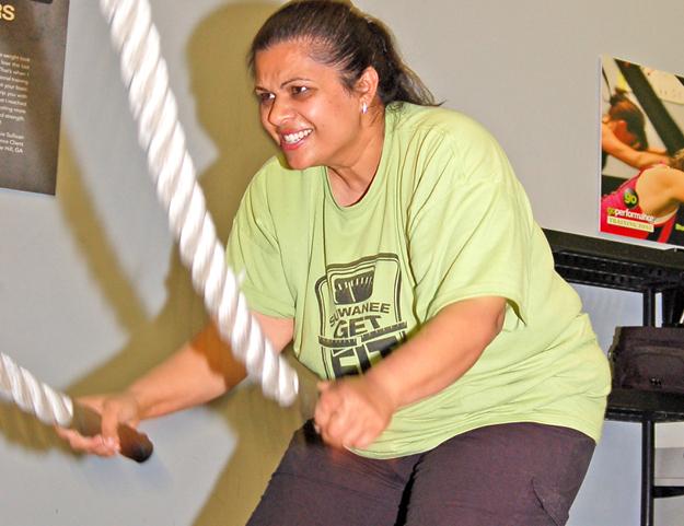 suwanee magazine get fit challenge