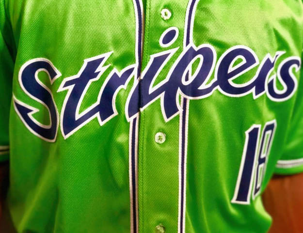 Gwinnett Braves are now the Gwinnett Stripers