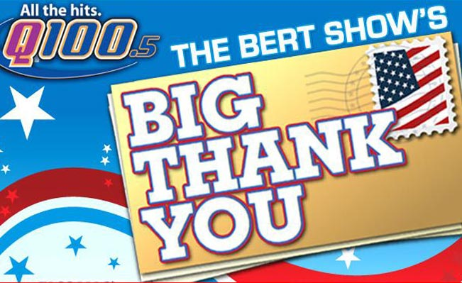 Image result for bert show big thank you