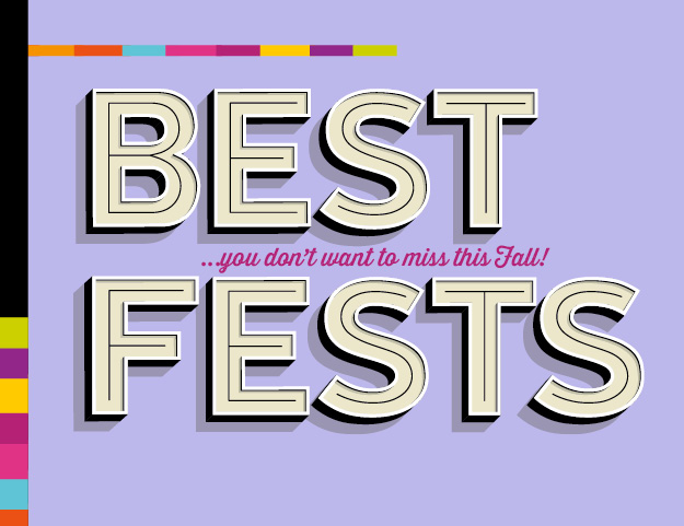 Best Festivals of the Fall