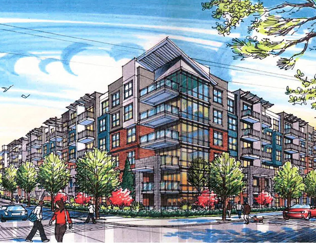 Solis Town Center Project Breaks Ground