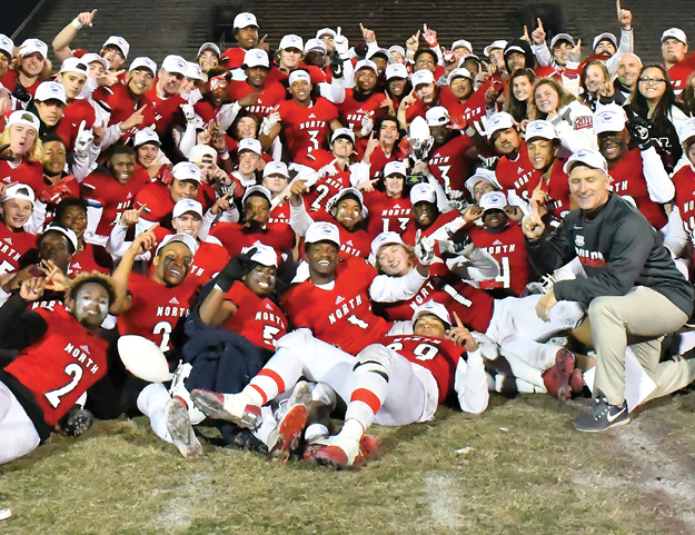 North Gwinnett Bulldogs win State Championship