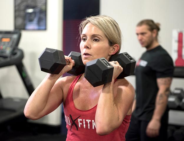 Crux Fitness Suwanee