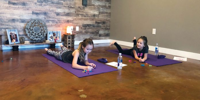 Kidsfull Yoga Offers Yoga Classes To Local Youth Suwanee Magazine